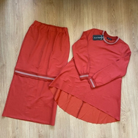 Used Top & skirt set (new) in Dubai, UAE