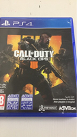 Used PS4 CALL OF DUTY BLACK OPS in Dubai, UAE