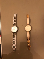 Used CK watch hardly used and Anne klein new  in Dubai, UAE