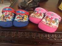 Used Bundle crocs for kids 2-3 years old  in Dubai, UAE