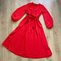 Used Red midi dress (new) in Dubai, UAE
