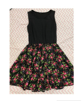 Used Short Flowery Dress in Dubai, UAE
