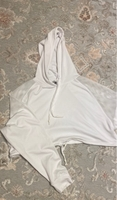 Used White cropped hoodie from CottonOn in Dubai, UAE