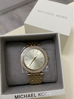 Used MK gold watch in Dubai, UAE
