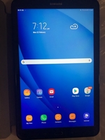 "Used Samsung Tab A6  size 10.1"" Sim and WiF in Dubai, UAE"