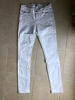 Used Tommy hilfiger white jeans size 30/32 in Dubai, UAE