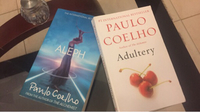 Used Paulo Coelho books , deal 😃 !! in Dubai, UAE