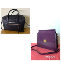 Used 2 Women's Handbags  in Dubai, UAE