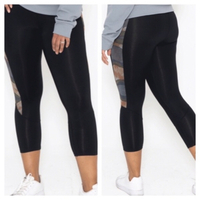 Used Sport leggings size XL QNTM in Dubai, UAE
