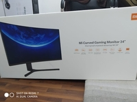 Used Mi curved Gaming Monitor  in Dubai, UAE