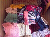 Used New & used 👧 branded 30+ clothes 12-24m in Dubai, UAE