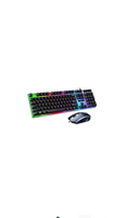 Used Gaming keyboard and mouse RGB LIGHTS in Dubai, UAE