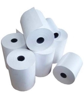 Used Thermal Bill Paper Rolls 80x80mm in Dubai, UAE
