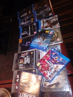 Used Playstation 4 and 3 games in Dubai, UAE