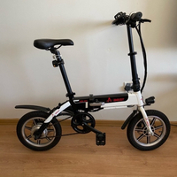 Used Aest folding electric bike  in Dubai, UAE