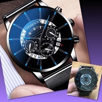 Used MENS CASUAL FASHION QUARTZ WATCH  in Dubai, UAE