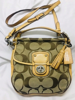 Used Authentic Coach Leather/Canvas Bags in Dubai, UAE