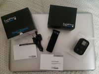 Used Go Pro Remote with free floater in Dubai, UAE