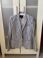 Used Linen blazer by banana republic  in Dubai, UAE