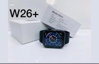 Used Smart watch w26+ can put your pictures  in Dubai, UAE