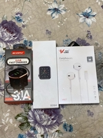 Used Smart watch headset charger offer  in Dubai, UAE