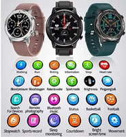 Used Smart watch Dt78 1.3inch IP68 Waterproof in Dubai, UAE