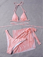 Used Cute pink bikini set in Dubai, UAE