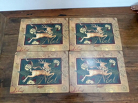 Used Wooden table tray in Dubai, UAE