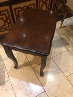 Used Small wooden table  in Dubai, UAE