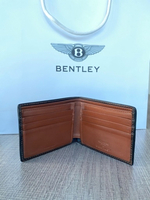 Used BENTLEY Black LEATHER WALLET  in Dubai, UAE