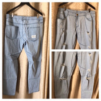 Used Men's fashion denim size XXL in Dubai, UAE