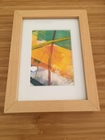Used Picture with frame 15 x20 cm  in Dubai, UAE