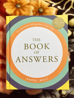 Used The Book Of Answers (Self-Help Book) in Dubai, UAE