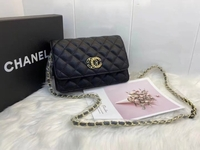 Used New black Chanel bag(special offer) in Dubai, UAE