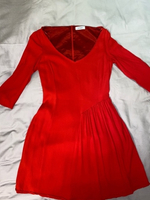Used Red dress by Max&Co in Dubai, UAE