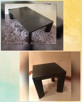 Used Coffee table 4ft +side table 2xl store  in Dubai, UAE