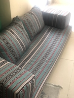 Used Arabic seating set Tiffany blue colour  in Dubai, UAE