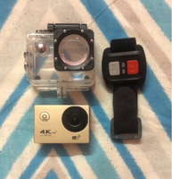 Used 4K Ultra High Definition Action Camera in Dubai, UAE