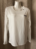 Used White long sleeves T-Shirt size M in Dubai, UAE