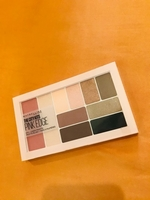 Used Maybelline eye&cheek palette, pink edge in Dubai, UAE