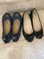 Used Two pairs of flat. Size 38 in Dubai, UAE