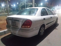 Used Nissan sunny 2008 manual in Dubai, UAE