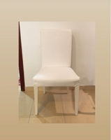 Used 6 Dining chairs with table with wheels  in Dubai, UAE