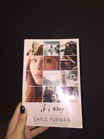 Used If I Stay Book by Gayle Forman in Dubai, UAE