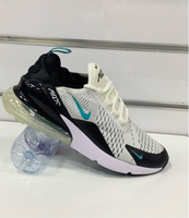 Used Nike Airmax 270 off white/black 45 size  in Dubai, UAE