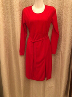 Used Red dress size S in Dubai, UAE