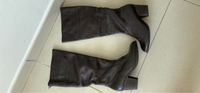 Used  New Boots real leather size 39 in Dubai, UAE