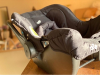 Used JOIE INFANT CAR SEAT-NEVER USED  in Dubai, UAE