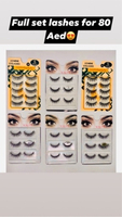 Used Lashes on offer in Dubai, UAE