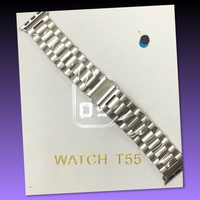 Used STAINLESS STEEL STRAP FOR APPLE WATCH  in Dubai, UAE